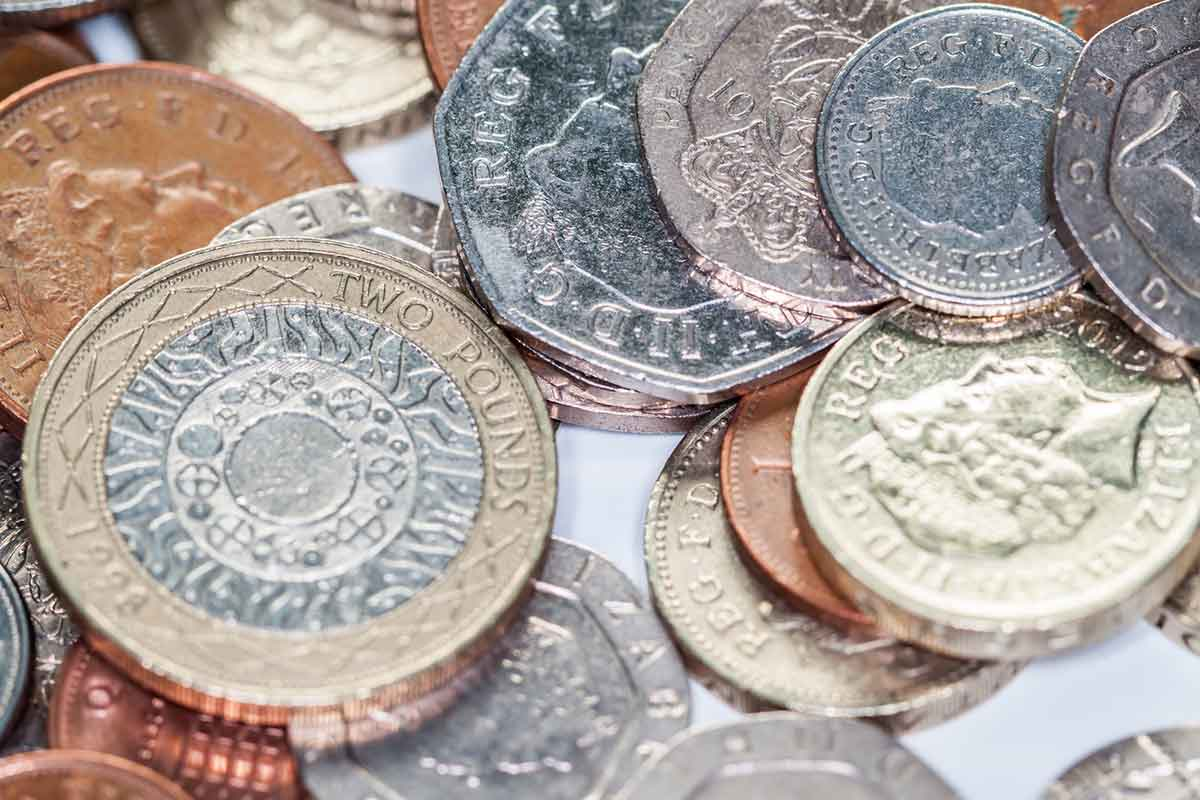 Pounds Coins