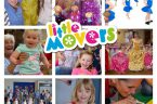 Little Movers Collage