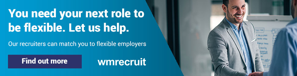 WMRecruit Recruitment Consultancy for Flexible Jobs