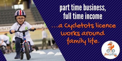 Cycletots-licence-ad-